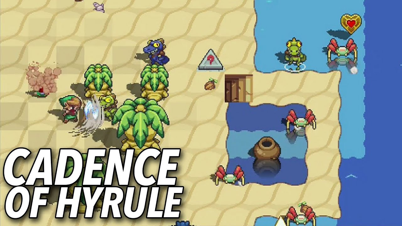 Cadence of Hyrule Hands-on Impressions