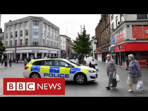 """Leicester lockdown has caused """"confusion and alarm"""" say critics - BBC News"""