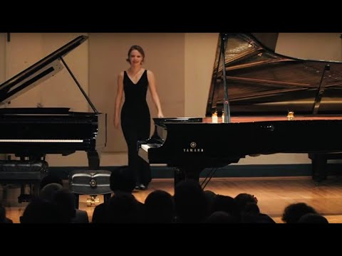 Bach: French Suite No. 5, BWV 816; Magdalena Baczewska, piano