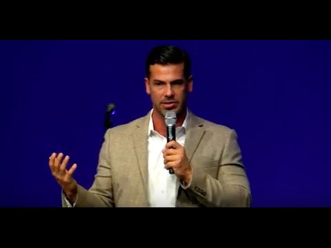 Brian Guerin at Jesus Conference Houston Regional