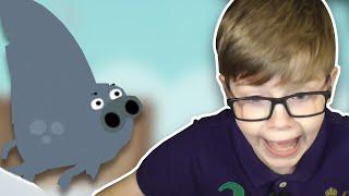 IT&#39S SHARK PIG!!! Mimpi Dreams #2 Steam Game