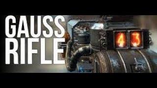 Fallout 4 Gameplay Br Como Pegar A Melhor Arma Do Jogo [Fuzil Gauss] [2017]