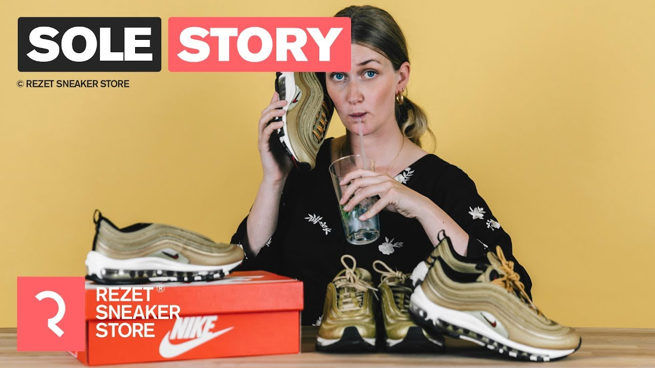 OEM Nike Air Max 97 MSCHF X INRI Jesus Shoes Shopee