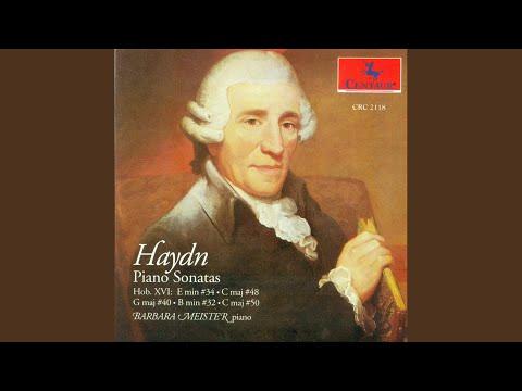 Keyboard Sonata No. 53 in E Minor, Hob.XVI:34: III. Vivace molto mp3