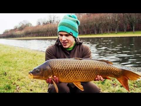 Pêche En Canal Avec Antoine Marchant