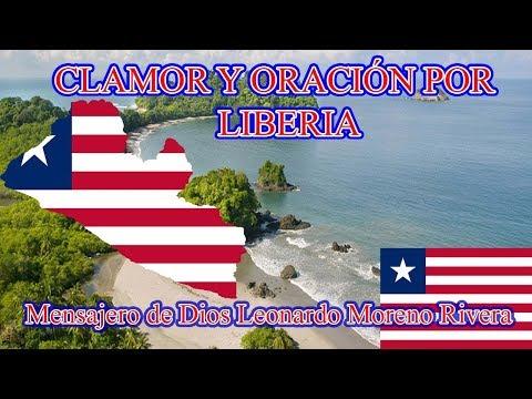 CLAMOR Y ORACIÓN POR LIBERIA