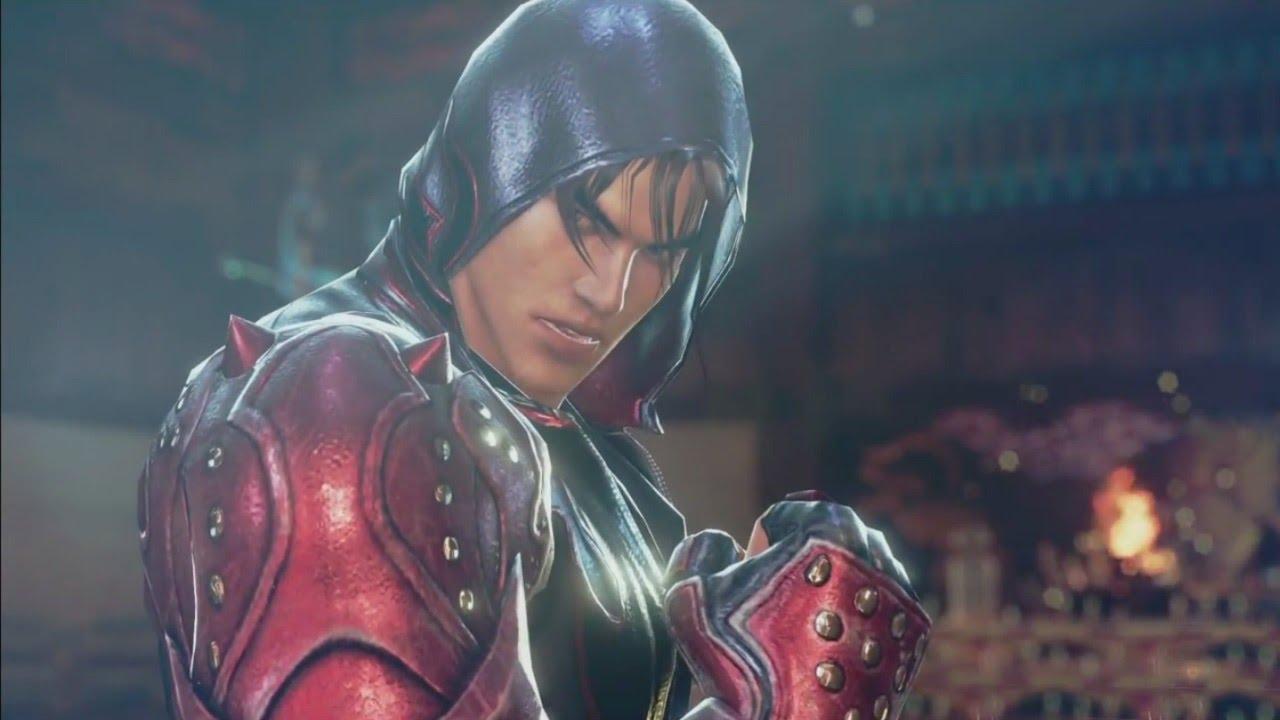 Tekken 7 Jin Kazama Trailer Youtube