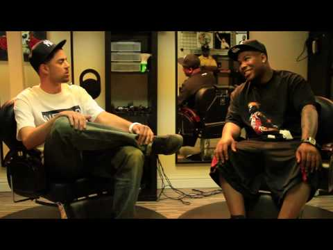"""ROD - Can't Stand You """"Interview"""" @ Urban Cutz"""