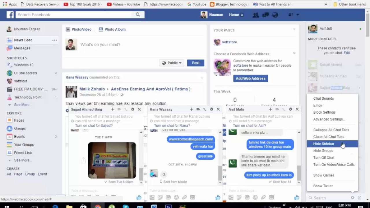 how to close chat box in facebook online classes 13. Black Bedroom Furniture Sets. Home Design Ideas
