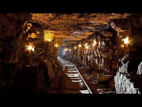 МИСТИКА пещер  Что НА САМОМ ДЕЛЕ происходит в ДЕВЯТОВСКИХ каменоломнях