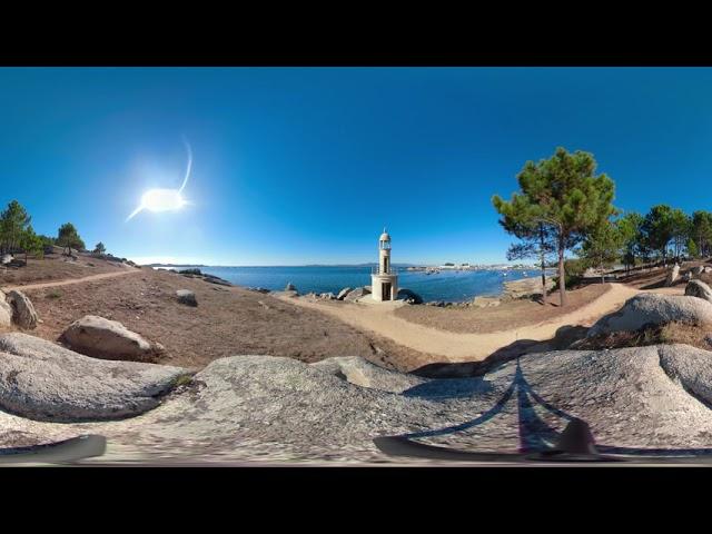 Punta Moreiras - Esculturas 360º