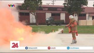 Cẩn trọng với thiết bị phòng cháy chưa qua kiểm định | VTV24