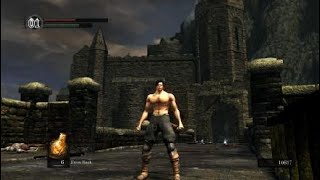 Gambar cover Dark Souls Remastered Hellkite bridge glitch kill still works