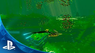 PlayStation E3 2015 - ABZU Live Coverage | PS4