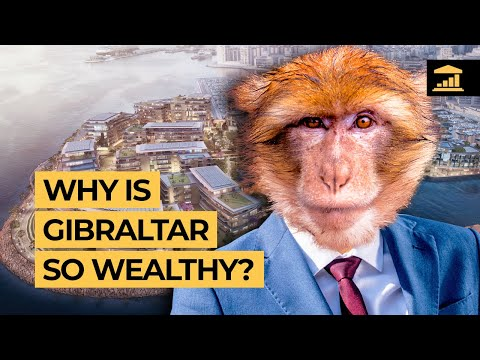 Why is GIBRALTAR the most SUCCESSFUL place in EUROPE? - VisualPolitik EN