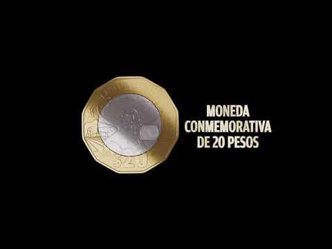 Moneda de 20 pesos, conmemorativa del centenario de la muerte del general Emiliano Zapata Salazar