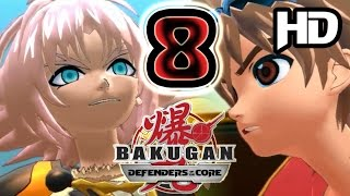 Bakugan: Defenders of the Core Walkthrough Part 8 (PS3, X360, Wii) HD