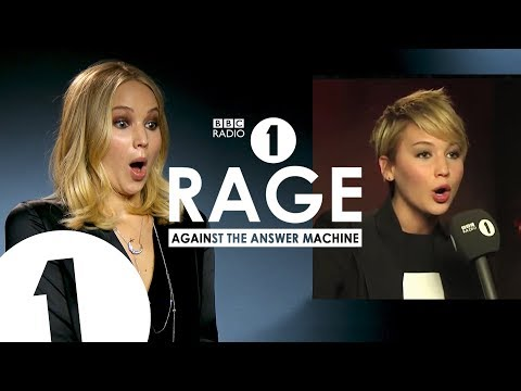 Jennifer Lawrence Rages | CONTAINS STRONG LANGUAGE