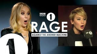 """I'd probably tell them to **** off"": Jennifer Lawrence Rages 