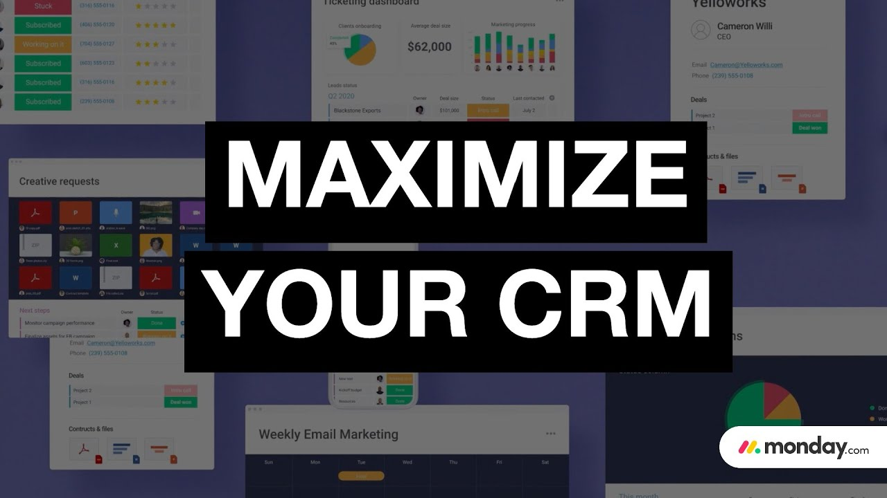 3 Tips to Maximize Your CRM