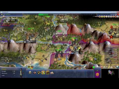 Byzantine Conquest of Italy Civilization IV