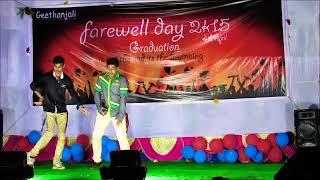 Arya 2 uppenantha song dance by srinu
