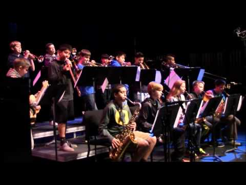 Shasta Middle School Annual Winter Concert December 7th 2015