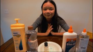 How To Make Gl๐ssy Slime
