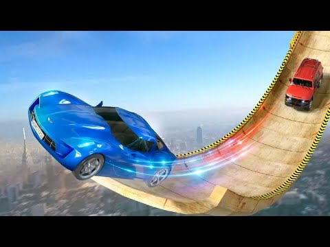 Impossible Car Stunts Game | Android GamePlay FHD - Free Games Download - Car Games Download