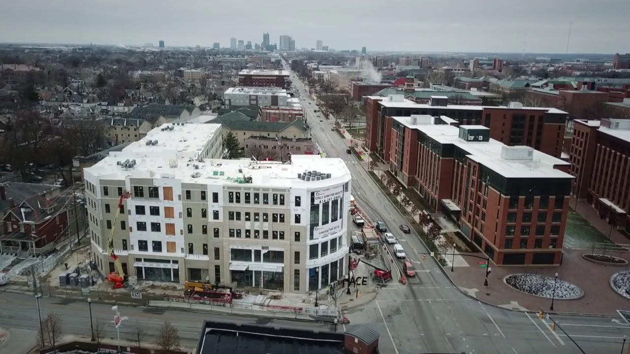 Ohio State Off Campus Apartment Boom