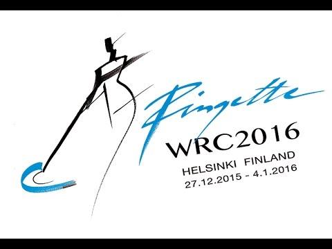 WRC2016: President's Pool (Team Finland U20 - Team Canada U21)
