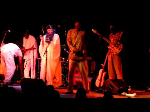 Acoustic Africa O.Mtukudzi-Habib Koite-Afel Bocoum