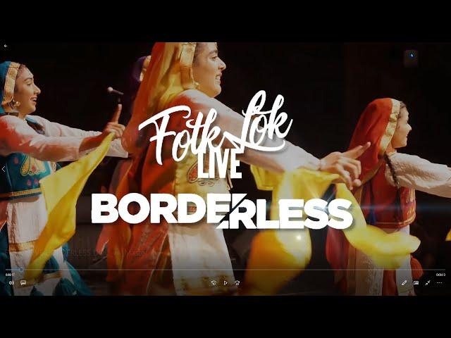 Royal Academy Of Bhangra |Folk lok Live - 3| Borderless| 2019| one Punjab| India-Pakistan