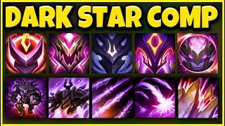 DARK STAR TEAM COMP 2020 (NEW LEGENDARY SKINS) Ft. Bunnyfufuu & Glacierr - League of Legends