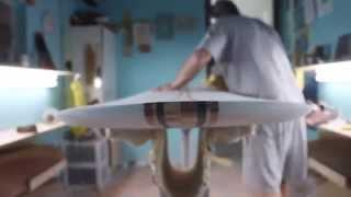 Roger Hinds Surfboard Builder Ultimate Craftsman Project VISSLA Full Length