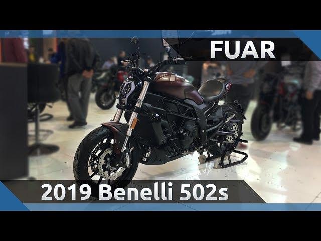 2019 Benelli 502S Ön İnceleme - 2019 Motobike İstanbul Fuarı