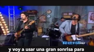 Makin it back - Enjambre (subtitulado en español)