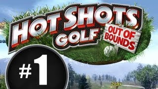 "Hot Shots Golf: Out of Bounds #1 (""Short Game Fail"")"