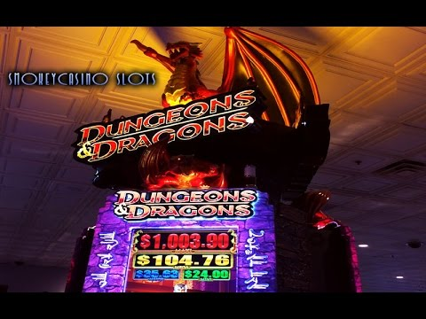 Dungeons And Dragons Slot Machine