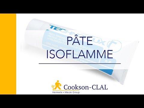 La pâte isoflamme - par Cookson-CLAL