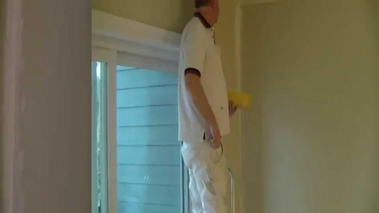 How To Repair An Inside Corner ( Drywall Tape Coat )   YouTube