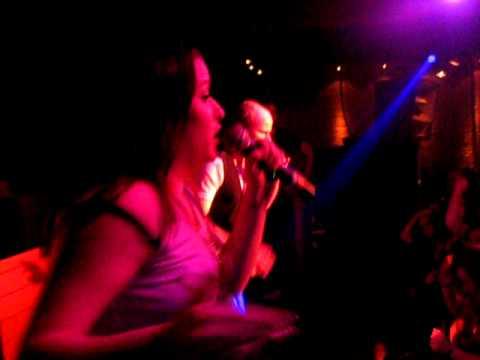 Mel & DBB: Kanye West - Monster (Hip-Hop Karaoke @ Fortune Sound Club, March 21, 2011)