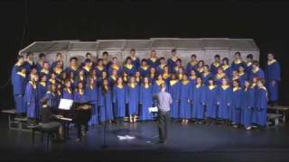 Hazen HS Concert choir does two movements from Gloria by Antonio Va...
