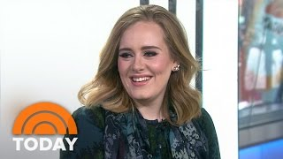 Adele Talks New Album '25' And Putting Son Angelo First | TODAY