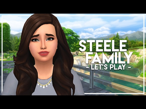 LET THEM EAT CAKE! // The Sims 4: Steele Family #36