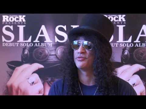 Slash on 'Slash': Working With M Shadows (Avenged Sevenfold)