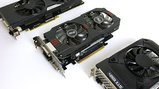 Top 3 Budget Graphics Cards of 2018! (Used + New)
