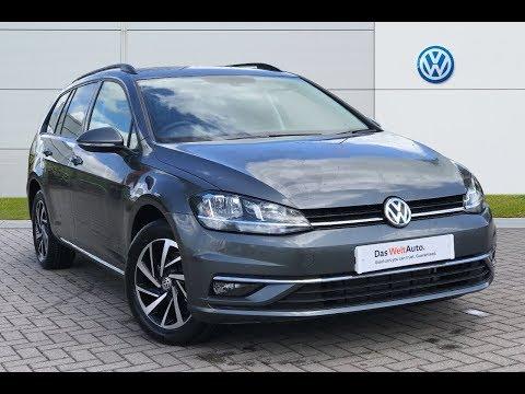 Volkswagen, GOLF DIESEL ESTATE, 2.0 TDI Match 5dr DSG