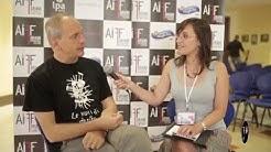 AIFFtv 2014 - Intervista Tomas Arana