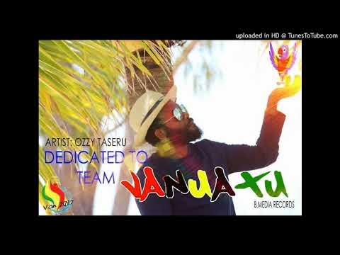 Ozzy Taseru - Team Vanuatu (Pacific Music 2017)